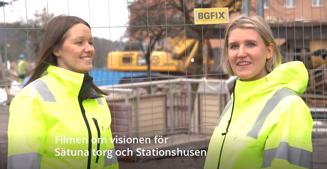 Stationshusen the movie